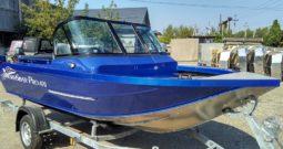 NorthSilver 470M new + Merc 60