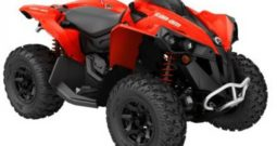 BRP RENEGADE 570 RED