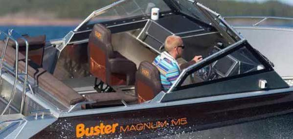 Buster Magnum M5 full
