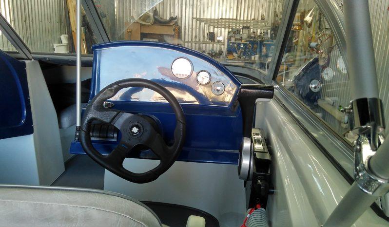 Bester 530 + Suzuki DF140ATL full