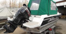 NorthSilver PRO 565M + Suzuki DF115ATL