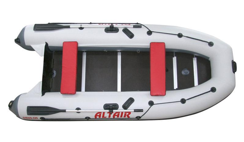 Лодка ПВХ Altair Sirius 335 Ultra full