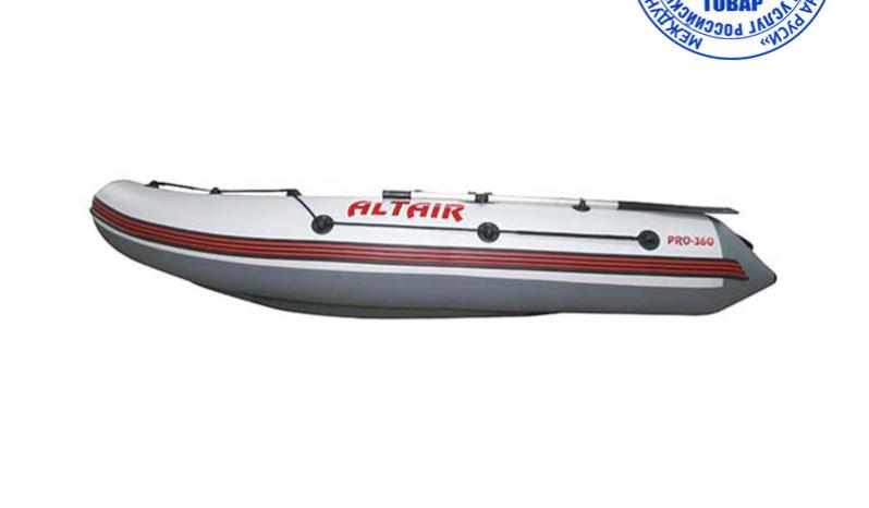 Лодка ПВХ Altair Pro 360 full