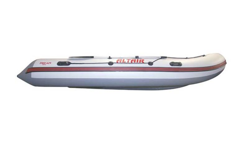 Лодка ПВХ Altair PRO ultra 425 full