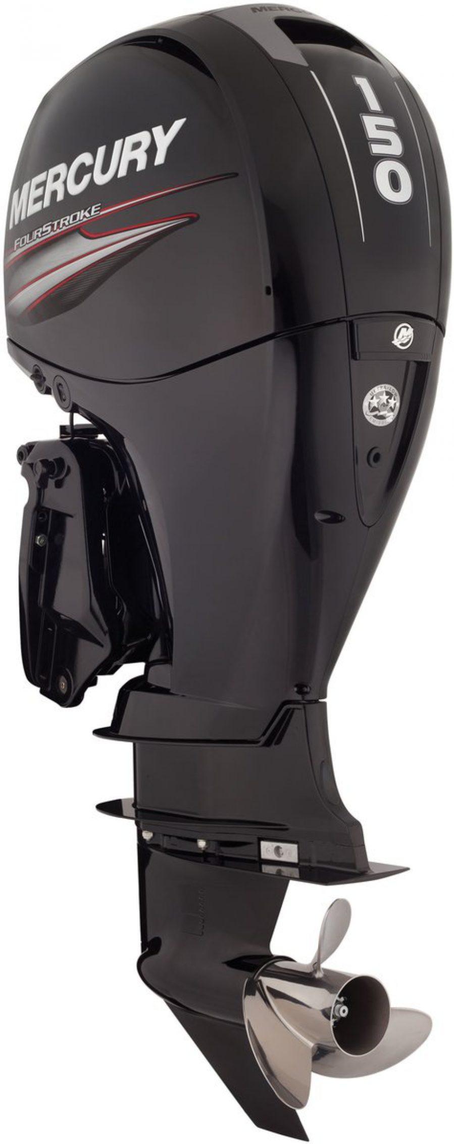 Лодочный мотор F150 XL