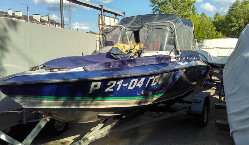 Лодка Silver Fox 485 DC full