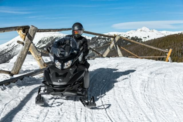 BRP EXPEDITION SE 1200 4-TEC full