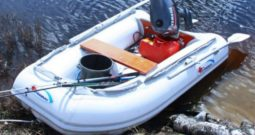 Лодка ПВХ Stingray 230 IBK