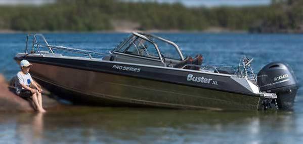 Катер Buster XL Pro full