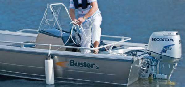 Лодка Buster S full