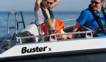 Катер Buster X full