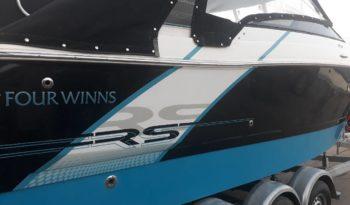 FOUR WINNS S265 RS full