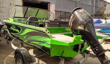 NorthSilver 545 Fish + Suzuki DF90ATX full