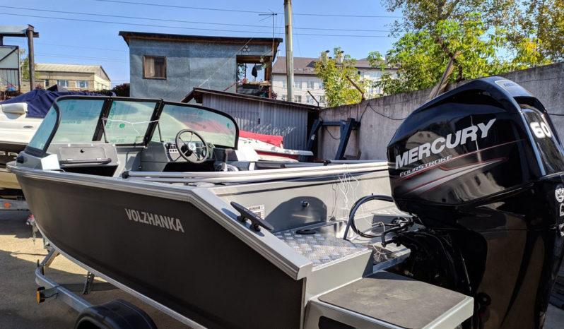 VOLZHANKA 46 Fish + Yamaha F60 full