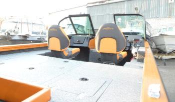 NorthSilver 525 Fish Sport + Mercury ME F 100 ELP full