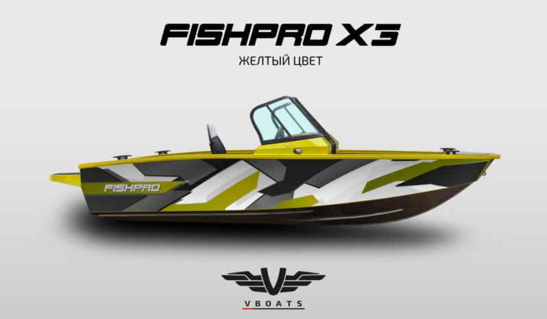 FISHPRO X3 full